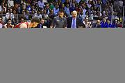 Moore Dallas De Vico Nicolo<br /> Grissin Bon Pallacanestro Reggio Emilia - VL Pesaro<br /> Lega Basket Serie A 2017/2018<br /> Reggio Emilia, 08/10/2017<br /> Foto A.Giberti / Ciamillo - Castoria