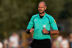 referee Rob Dieperink during the Friendly match between Go Ahead Eagles and Excelsior Rotterdam at sportcomplex SV Terwolde on July 20, 2018 in Terwolde, The Netherlands