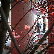 Fuorisalone edizione 2012: gli eventi collaterali nelle vie centrali di Milano durante il salone internazionale del mobile. Palazzo Cusani<br /> <br /> Fuorisalone 2012 edition: the collateral events in Milan downtown streets during the international furniture show. Cusani palace.