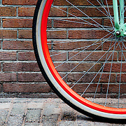 Beautiful bikes of Amsterdam