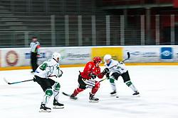URUKALO Ziga during Alps League Ice Hockey match between HDD SIJ Jesenice and HK SZ Olimpija on January 2, 2021 in Ice Arena Podmezakla, Jesenice, Slovenia. Photo by Peter Podobnik / Sportida