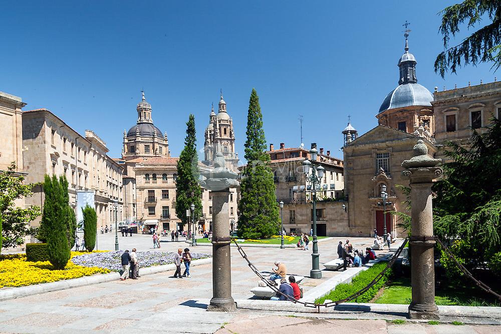 Plaza de Anaya, Salamanca ©Country Sessions / PILAR REVILLA