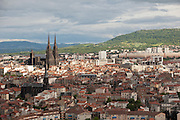 Cathédrale Notre-Dame-de-l'Assomption de Clermont-Ferrand, France