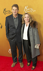 December 4, 2018 - New York, New York, United States - Tim Bevan and Debra Hayward attend the New York premiere of 'Mary Queen Of Scots' at Paris Theater  (Credit Image: © Lev Radin/Pacific Press via ZUMA Wire)
