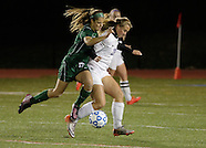 2014 Section 9 Class AA girls' soccer championship game