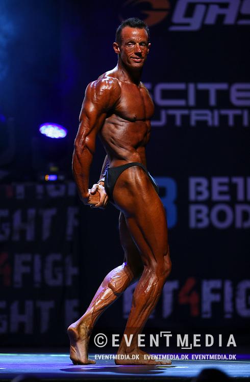 DM i Fitness og Bodybuilding 2018 i Ringsted Kongrescenter. 14.10.2018. Photo Credit: Allan Jensen/EVENTMEDIA.