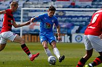 James Jennings. Stockport County FC 2-2 Maidenhead United FC. Vanarama National League. Edgeley Park. 17.4.21