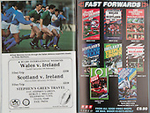 Rugby 1989 - 21/01 Five Nations Ireland Vs France