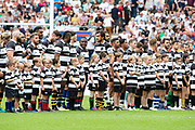 Twickenham, United Kingdom,  2nd June 2019, Quilter Cup -  England XV v Barbarian XV,  played at the RFU Stadium, Twickenham, England, <br /> © Peter SPURRIER: Intersport Images<br /> <br /> 15:27:48  02/06/2019