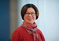 DEU, Deutschland, Germany, Berlin, 03.12.2019: Portrait von Prof. Dr. Kristina Reiss, TU München, Nationale Projektmanagerin für PISA in Deutschland.