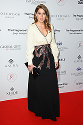 Princess Beatrice of York attending the 9th Annual Global Gift Gala held at the Rosewood Hotel, London. Picture date: Friday November 2nd 2018. Photo credit should read: Matt Crossick/ EMPICS Entertainment.