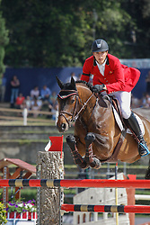 Philippaerts Olivier (BEL), Philippaerts Johan (BEL)<br /> FEI NAtions Cup of Rome 2012<br /> © Hippo Foto - Beatrice Scudo
