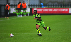 Udoka Godwin-Malife of Forest Green Rovers - Mandatory by-line: Nizaam Jones/JMP - 03/10/2020 - FOOTBALL - the innocent [insert name here] stadium - Nailsworth, England - Forest Green Rovers v Walsall - Sky Bet League Two