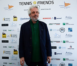 May 5, 2018 - Naples, Italy, Italy - Tennis and Friends is a national event, founded in 2011 on the initiative of Friends For Health for the prevention and promotion of health. (Credit Image: © Mariano Montella/Pacific Press via ZUMA Wire)