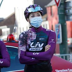 25-04-2021: Wielrennen: Luik Bastenaken Luik (Vrouwen): Luik: Sabrina Stultiens