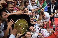 Victoire Stade Francais  - 16.05.2015 - Clermont / Stade Francais - Finale Top 14<br />Photo : Nolwenn Le Gouic / Icon Sport