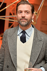 PATRICK GRANT at a dinner to celebrate the exclusive Capsule collection: Maison Michel by Karl Lagerfeld held at Selfridges, 400 Oxford Street, London on 23rd February 2015.