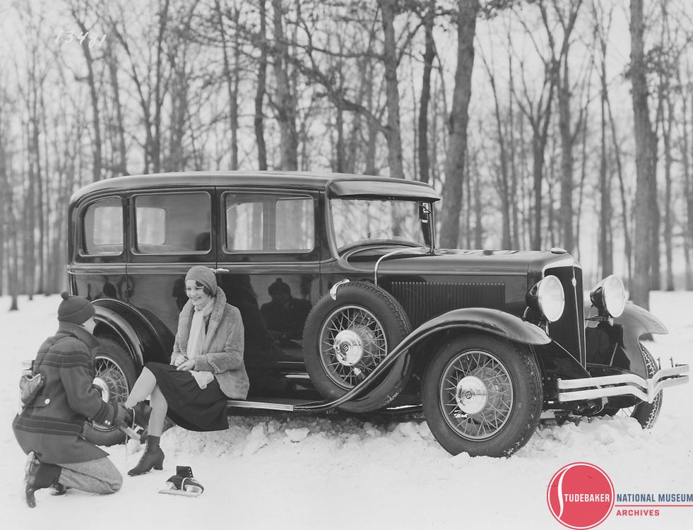 1931 Studebaker Six Sedan