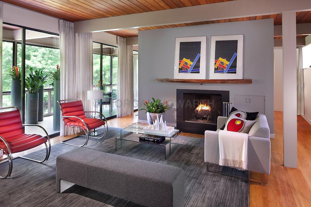 11910 Glen Mill Road Potomac, MD designer Apartment Zero Home Living Room