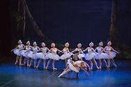 Vietnam National Opera&Ballet performance of Swan Lake at the Hanoi Opera House featuring Dam Han Giang and Truong Cam Anh