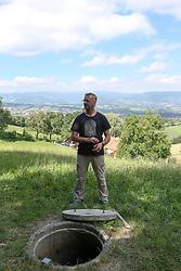 THEMENBILD - Misteriöse Höhlen in Vorau, aufgenommen am 21. August 2020 in Vorau, Österreich // mysterious caves in Vorau, Vorau, Austria on 2020/08/21. EXPA Pictures © 2020, PhotoCredit: EXPA/ Roland Hackl