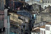 The Pelourinho, Portuguese Colonial area, Salvador da Bahia, Brazil
