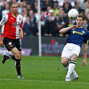 NLD/Rotterdam/20100919 - Voetbalwedstrijd Feyenoord - Ajax 2010,