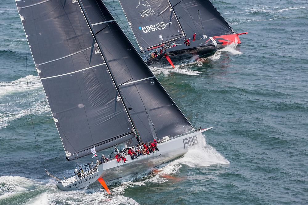 Start III <br /> Transatlantic Race 2015