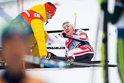 March 10, 2018 - Oslo, NORWAY - 180310 Mario Seidl of Austria after the Nordic Combined 10 km Gundersen on March 10, 2018 in Oslo..Photo: Jon Olav Nesvold / BILDBYRN / kod JE / 160213 (Credit Image: © Jon Olav Nesvold/Bildbyran via ZUMA Press)