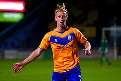 Harry Charsley of Mansfield Town - Mandatory by-line: Ryan Crockett/JMP - 06/10/2020 - FOOTBALL - One Call Stadium - Mansfield, England - Mansfield Town v Lincoln City - Leasing.com Trophy