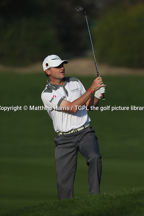 Paul LAWRIE (SCO) during second round Commercialbank Qatar Masters 2014,Doha Golf Club,Doha,Qatar.