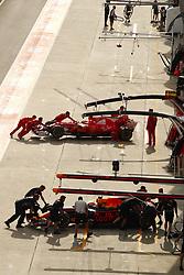 September 30, 2017 - Sepang, Malaysia - Motorsports: FIA Formula One World Championship 2017, Grand Prix of Malaysia, .#33 Max Verstappen (NLD, Red Bull Racing), #7 Kimi Raikkonen (FIN, Scuderia Ferrari) (Credit Image: © Hoch Zwei via ZUMA Wire)