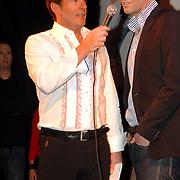 NLD/Amsterdam/20070301 - Perspresentatie So You wannabe a popstar, Victor Brand en Gerard Joling