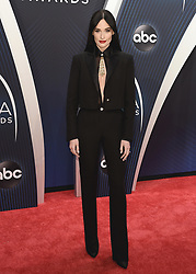 52nd Annual CMA Awards at the Bridgetone Arena on November 14, 2018 iin Nashville, Tennessee. (Photo by Scott Kirkland/PictureGroup). 14 Nov 2018 Pictured: Kacey Musgraves. Photo credit: Scott Kirkland/PictureGroup / MEGA TheMegaAgency.com +1 888 505 6342