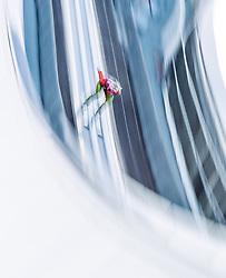 31.12.2012, Olympiaschanze, Garmisch Partenkirchen, GER, FIS Ski Sprung Weltcup, 61. Vierschanzentournee, Training, im Bild Ilja Rosliakov (RUS) // Ilja Rosliakov of Russia during practice Jump of 61th Four Hills Tournament of FIS Ski Jumping World Cup at the Olympiaschanze, Garmisch Partenkirchen, Germany on 2012/12/31. EXPA Pictures © 2012, PhotoCredit: EXPA/ Juergen Feichter