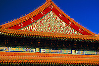 Tiananmen (Gate of Heavenly Peace), The Forbidden City, Beijing, China