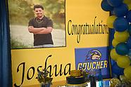 Joshua Monroe - College Bound