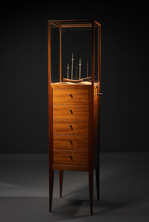 Cabinet by Adrian Potter