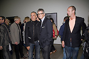RIFAT OSBEC; JAY JOPLING; JOHNNIE SHAND KYDD, Yes 1 No. Sam Taylor Wood. White Cube. Mason's Yard. London. 23 October 2008 *** Local Caption *** -DO NOT ARCHIVE -Copyright Photograph by Dafydd Jones. 248 Clapham Rd. London SW9 0PZ. Tel 0207 820 0771. www.dafjones.com