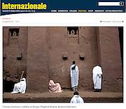 Lalibela, Ethiopia - Internazionale.