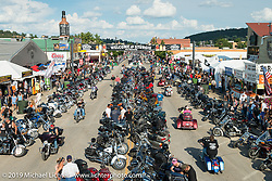 Annual Sturgis Black Hills Motorcycle Rally. SD, USA. August 9, 2014.  Photography ©2014 Michael Lichter.
