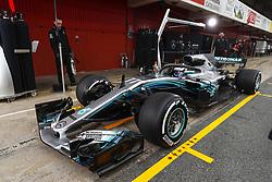 February 26, 2018 - Barcelona, Spain - Motorsports: FIA Formula One World Championship 2018, Test in Barcelona,#77 Valtteri Bottas (FIN, Mercedes AMG Petronas) (Credit Image: © Hoch Zwei via ZUMA Wire)