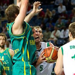 20100905: TUR, Basketball - 2010 FIBA World Championship, Slovenia vs Australia