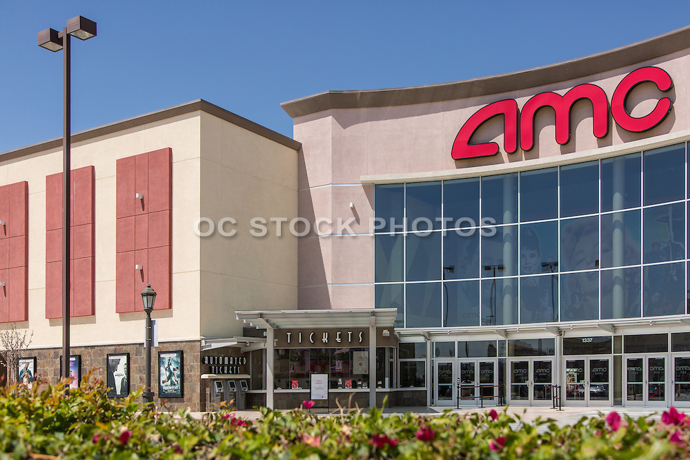 AMC Theaters Glendora California
