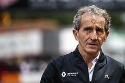 May 23, 2019 - Monte Carlo, Monaco - Motorsports: FIA Formula One World Championship 2019, Grand Prix of Monaco, .Alain Prost (FRA, Renault F1 Team) (Credit Image: © Hoch Zwei via ZUMA Wire)