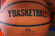 Monroe, New York - A basketball in the interior of the new South Orange Family YMCA on Friday, Feb. 4, 2011.