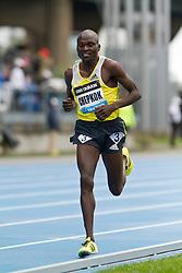 adidas Grand Prix track & field: Diamond League professional meet, mens 5000 meters,Vincent Kiprop CHEPKOK, Kenya