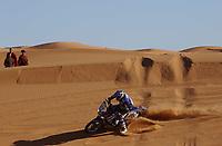 Motor<br /> Paris Dakar 2004<br /> Foto: Digitalsport<br /> Norway Only<br /> <br /> ER RACHIDIA - OUARZAZATE<br /> 20040105<br /> DAVID FRETIGNE / YAMAHA MOTOR FRANCE