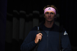 January 17, 2019 - Melbourne, AUSTRALIA - Alexander Zverev (Credit Image: © Panoramic via ZUMA Press)