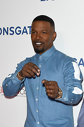 LAS VEGAS, NV - APRIL 26: Otto Bathurst and Jamie Foxx at the Lionsgate CinemaCon 2018 Red Carpet Event at The Colosseum at Caesars Palace in Las Vegas, Nevada on April 26, 2018. 26 Apr 2018 Pictured: Jamie Foxx. Photo credit: DAM/MPI/Capital Pictures / MEGA TheMegaAgency.com +1 888 505 6342